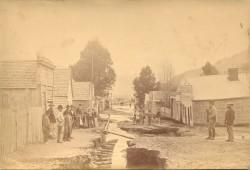 Queenstown floods, 1878