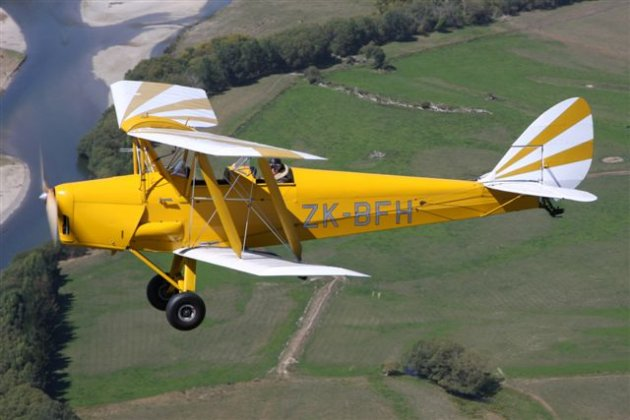 Tiger Moth - Photo courtesy of Gavin Conroy