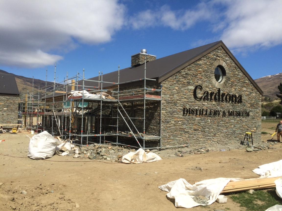 Cardrona Whiskey Distillery & Museum